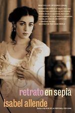 Portrait in Sepia: A Novel by Allende, Isabel