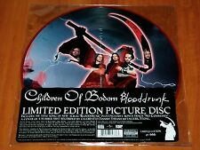 "CHILDREN OF BODOM BLOODDRUNK 12"" PICTURE DISC VINYL *RARE* 2008 PRESS LIMITED"