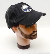 Buffalo Sabres Snapback Hat Cap NHL Ice Hockey Molson Black