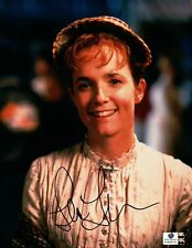 Lea Thompson Signed Autographed 8X10 Photo Vintage Cute Sexy w/Hat GV830019