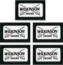 25 Wilkinson Sword double edge razor blades