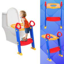 Toilettentrainer Kinder Toilettensitz Toilettenleiter 3 In1 Lerntöpfchen Leiter