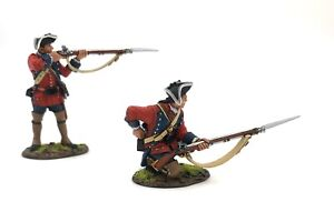 John Jenkins RRB60-14 60th (Royal American) Regiment of Foot Skirmishing