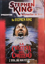 Stephen King - La creatura del cimitero - Bestseller in DVD