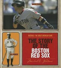 The Story of the Boston Red Sox (Baseball the Great American Game)-ExLibrary