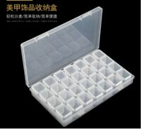 28 Diamond Painting Storage Boxes Bead Organiser Tray Art Beads Embroidery Case