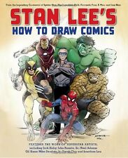 Stan Lee's How to Draw Comics: From the Legendary Creator of Spider-Man, The Inc