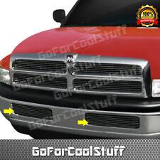 For Dodge Ram Sport 1999 2000 2001 Bumper Billet Grille Insert