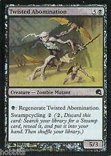 MTG - Premium Deck Graveborn - Twisted Abomination - 2X - Foil - NM