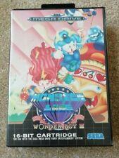Sega Mega Drive Wonder boy III Monster Lair game