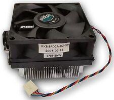 Cooler Master Fan & Heatsink RK08FD3A-D2-GB for Socket AM2 4 wire connectio
