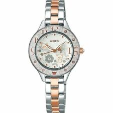 SEIKO WIRED Rilakkuma 15th Anniversary Limited 800 Watch Package AGEK743 Kawaii