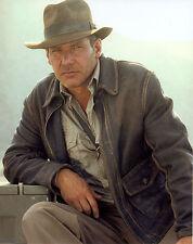 Indiana Jones Distressed Brown Genuine Cow Hide Skin Leather Jacket XXXL