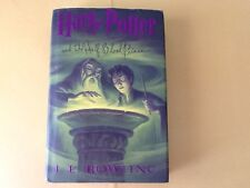 Harry Potter and the Half Blood Prince Book 6 (2005, Hardcover W/DJ) J K Rowling