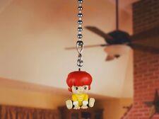 Sonny Angel Kewpie Ranma Girl Ceiling Fan Pull Light Lamp Chain Decoration 114M5