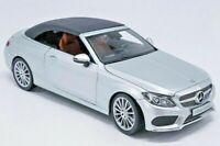 Dealer Edition 1:18 Scale Mercedes-Benz C-Klasse C-Class Cabriolet