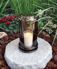 NEU Grablaterne Grablampe Massiv Granit Grableuchte Grablicht Grabschmuck
