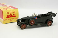 Solido Hachette 1/43 - Renault 40CV Presidentielle 1923