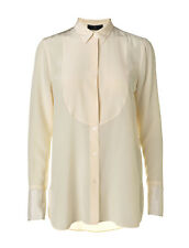 By Malene Birger Toise Silk Shirt Blouse Size 36 M AU 10