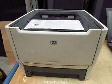 HP DRUCKER LASERJET CB368A P2015DN A4 DUPLEX NETZWERK LASERDRUCKER USB Tested OK