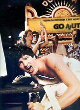 HERMAN BROOD go nutz HOLLAND EX LP 1979