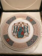 Boxed Mulberry Hall St Albans Cathedral Plate 900 Year Commemoration Ltd Ed