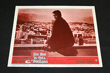 1966 See You In Hell Darling Lobby Card #5 Janet Leigh 66/299 (C-6)