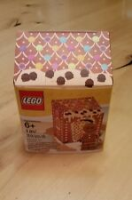 NEW LEGO 5005156 CHRISTMAS GINGERBREAD MAN MINIFIGURE IN FACTORY SEALED BOX