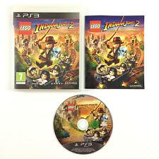 Lego Indiana Jones 2 PS3 / Jeu Sur PlayStation 3 Complet