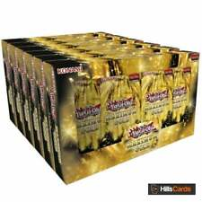 YuGiOh Maximum Gold Tuckbox CDU (Sealed Display Box of 6) Trading Card Boosters