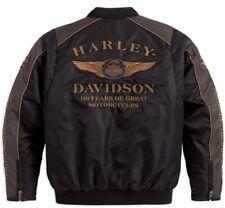 Harley Davidson 110TH Anniversary Nylon Jacke Artikel-Nr: 97548-13VM  in Gr. M