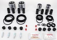 for VOLVO C30 2006-2012 FRONT & REAR Brake Caliper Full Repair Kit  (*FK14*)