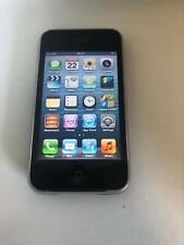 Apple iPhone 3G S - 8GB - Black (Unlocked) CLASSIC iPhone Smartphone
