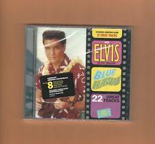 Elvis Presley Blue Hawaii Cd Sealed Hype Sticker 22 Songs Alternate & Outakes