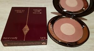 Charlotte Tilbury Cheek to Chic Blusher 8g WALK OF NO SHAME Brand New Boxed