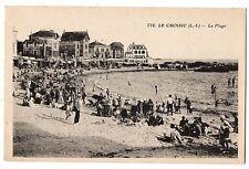 CPA 44 - LE CROISIC (Loire Atlantique) - 716. La Plage