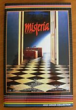 MISTERIA - BODY PUZZLE - Lamberto Bava (dvd) HARTBOX Limited Edition HARDBOX !!!