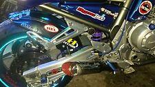 Yamaha FZ1 exhaust  2001 2002 2003 2004 2005  XB08SS Extremeblaster Muffler