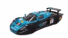 Bburago 1:24 Maserati MC12 Racing Car Vehicle Diecast Model Blue New in Box