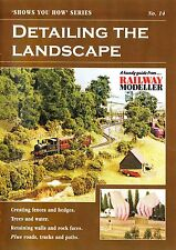 Peco SYH 14 The Railway Modeller Book Detailing The Landscape 8 page Booklet 1st