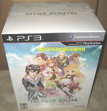 Tales of Xillia Collector's Edition New Sealed (Sony PlayStation 3, 2013) PS3