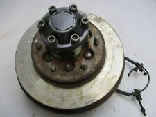 Ssangyong Rexton (Gab _) 2.7 Xd I Steering Knuckle Wheel Hub Left Front