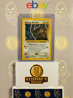 Shining Noctowl 110/105 LP Played Neo Destiny Secret Rare Holo Pokemon Card