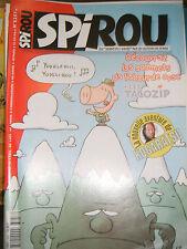 Spirou N°3257 2000 BD Pierre Tombal garage Isidore Les Psy Inspecteur Zbu