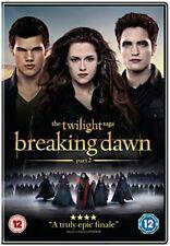 The Twilight Saga: Breaking Dawn - Part 2 DVD (2013) Kristen Stewart New