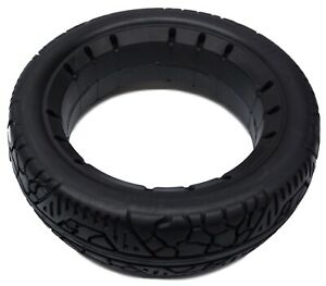 Solid Tyres For Pride Colt Executive Mobility Scooter Black Scallop 4 x 13