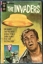 The Invaders #1  Oct 1967