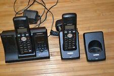 Uniden TRU9280-3  5.8GHz Digital Answering System w/ 2 Cordless Phone Handsets
