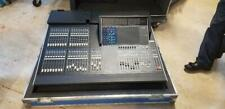 Yamaha M7Cl-32 console w/ meter bridge, doghouse and road case