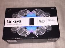 CISCO LINKSYS N300 DUAL BAND RE2000 WIRELESS-N RANGE EXTENDER NETWORK BOOST